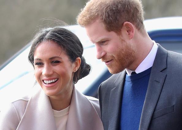 Visit「Prince Harry And Meghan Markle Visit Northern Ireland」:写真・画像(18)[壁紙.com]