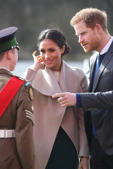 ベストオブ「Prince Harry And Meghan Markle Visit Northern Ireland」:写真・画像(16)[壁紙.com]