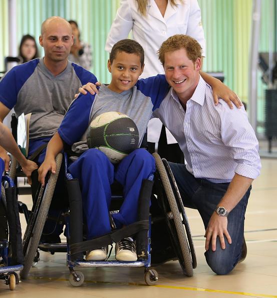 Brasilia「Prince Harry Visits Brazil - Day 1」:写真・画像(13)[壁紙.com]