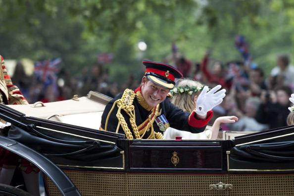 Military Uniform「Prince Harry At Royal Wedding」:写真・画像(9)[壁紙.com]