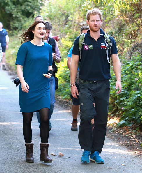 Four People「Prince Harry Joins Walking With The Wounded's Walk Of Britain」:写真・画像(18)[壁紙.com]