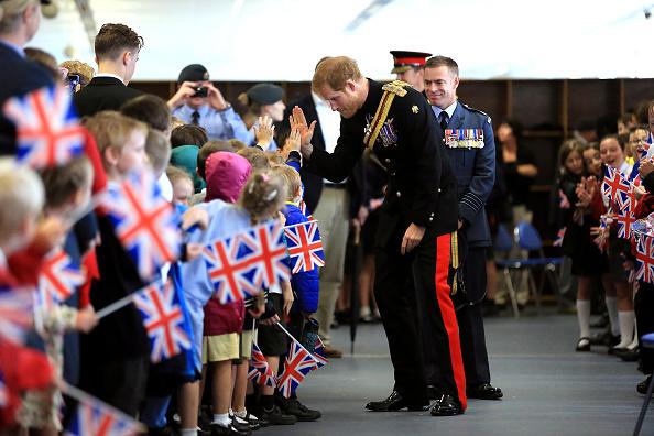 ヒューマンインタレスト「Prince Harry Visits Suffolk」:写真・画像(19)[壁紙.com]