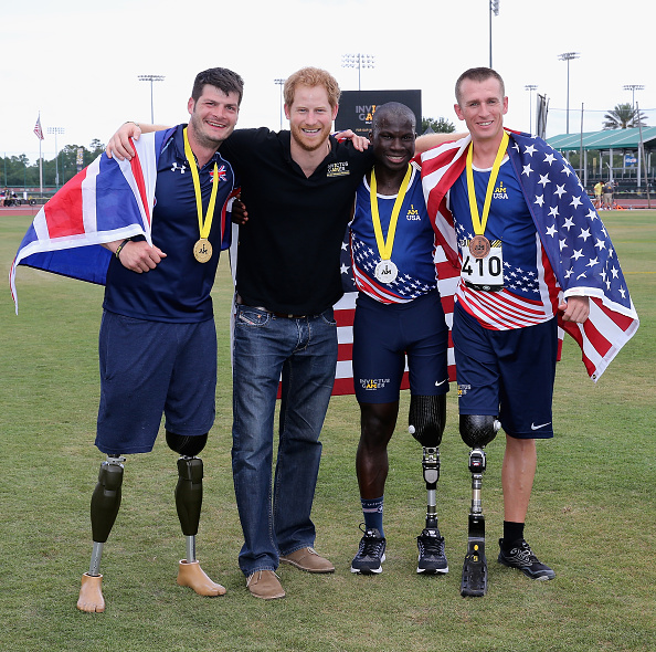 ESPN Wide World of Sports Complex「Invictus Games Orlando 2016 - Behind The Scenes」:写真・画像(11)[壁紙.com]