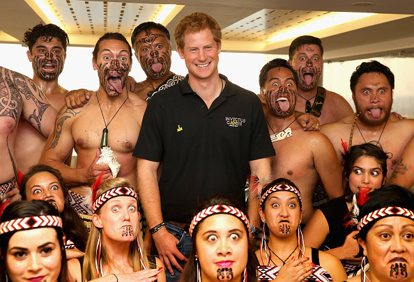 ヒューマンインタレスト「Prince Harry Meets The New Zealand Invictus Games Team」:写真・画像(2)[壁紙.com]