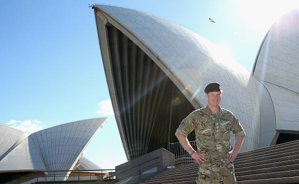 オーストラリア「Prince Harry Visits Sydney」:写真・画像(8)[壁紙.com]