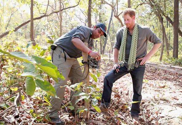World Wildlife Fund「Prince Harry Visits Nepal - Day 3」:写真・画像(17)[壁紙.com]