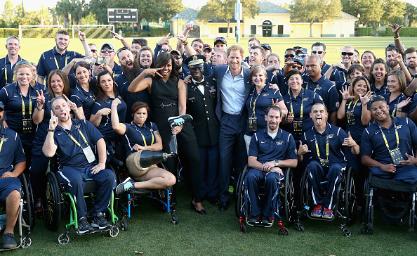 ESPN Wide World of Sports Complex「Invictus Games Orlando 2016 - Behind The Scenes」:写真・画像(18)[壁紙.com]