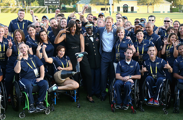 ESPN Wide World of Sports Complex「Invictus Games Orlando 2016 - Behind The Scenes」:写真・画像(16)[壁紙.com]