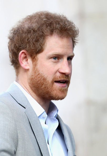 対面「Prince Harry Attends Veterans' Mental Health Conference With Heads Together」:写真・画像(8)[壁紙.com]