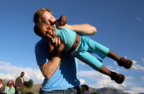 Visit「Prince Harry In Lesotho With his Charity Sentebale」:写真・画像(15)[壁紙.com]
