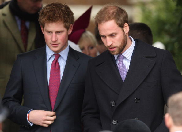 Christmas「Royals Attend Christmas Day Service At Sandringham」:写真・画像(11)[壁紙.com]