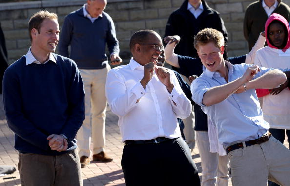 Prince - Royal Person「Prince William And Harry Visit Lesotho - Day 2」:写真・画像(9)[壁紙.com]