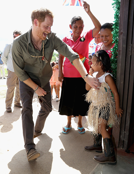 Visit「Prince Harry Visits The Caribbean - Day 13」:写真・画像(7)[壁紙.com]