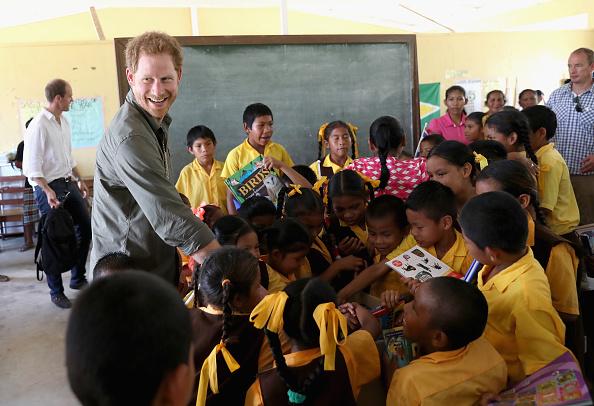 Visit「Prince Harry Visits The Caribbean - Day 13」:写真・画像(6)[壁紙.com]