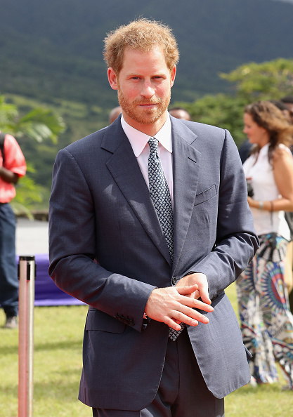 カメラ目線「Prince Harry Visits The Caribbean - Day 4」:写真・画像(5)[壁紙.com]