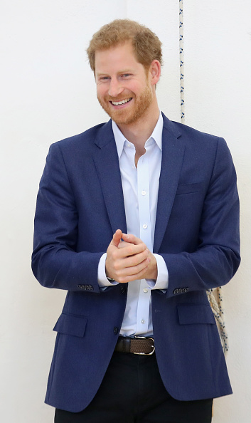 カメラ目線「Prince Harry Visits Copenhagen - Day 2」:写真・画像(0)[壁紙.com]