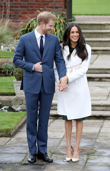 Holding Hands「Announcement Of Prince Harry's Engagement To Meghan Markle」:写真・画像(1)[壁紙.com]