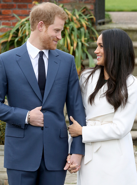 Holding Hands「Announcement Of Prince Harry's Engagement To Meghan Markle」:写真・画像(9)[壁紙.com]