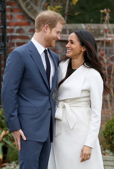Prince Harry「Announcement Of Prince Harry's Engagement To Meghan Markle」:写真・画像(9)[壁紙.com]