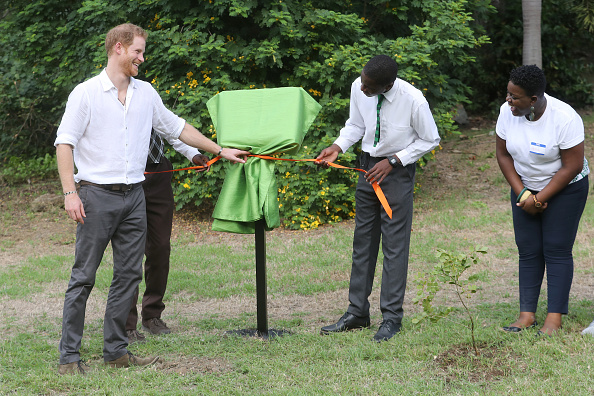 Queens Commonwealth Canopy「Prince Harry Visits The Caribbean - Day 3」:写真・画像(6)[壁紙.com]