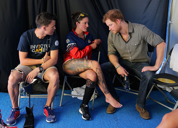 ESPN Wide World of Sports Complex「Invictus Games Orlando 2016 - Behind The Scenes」:写真・画像(9)[壁紙.com]