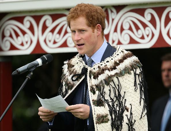 Wanganui - New Zealand「Prince Harry Visits New Zealand - Day 6」:写真・画像(2)[壁紙.com]