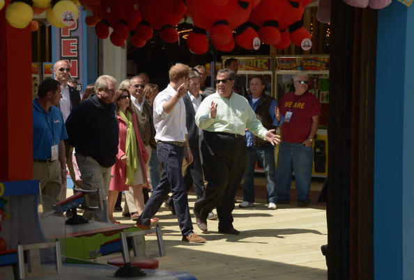 Michael Loccisano「Prince Harry Visits The United States - Day Five」:写真・画像(5)[壁紙.com]
