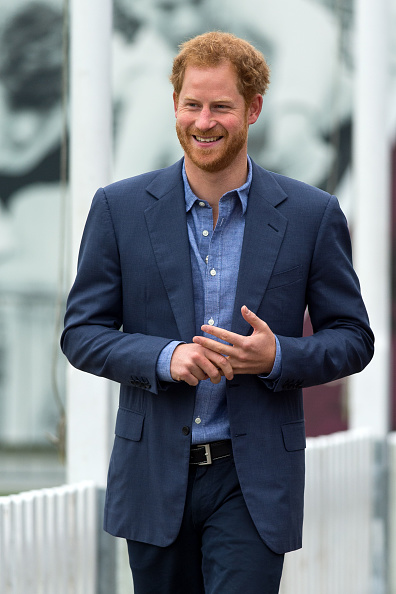 Smiling「Prince Harry Celebrates The Expansion Of Coach Core At Lord's Cricket Club」:写真・画像(0)[壁紙.com]