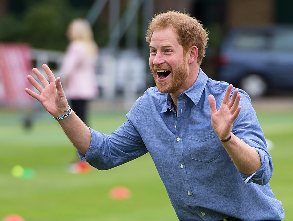 Ben Pruchnie「Prince Harry Celebrates The Expansion Of Coach Core At Lord's Cricket Club」:写真・画像(3)[壁紙.com]