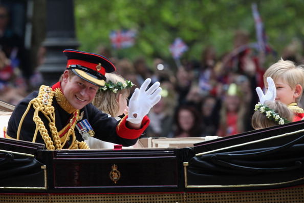 Tom Pettifer「Royal Wedding - Carriage Procession To Buckingham Palace And Departures」:写真・画像(9)[壁紙.com]