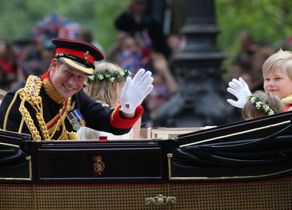 Tom Pettifer「Royal Wedding - Carriage Procession To Buckingham Palace And Departures」:写真・画像(8)[壁紙.com]