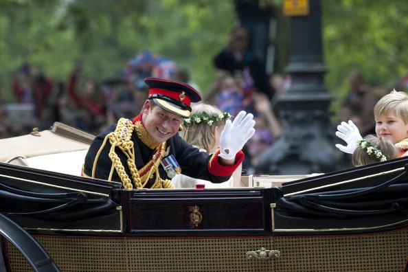 Ring Bearer「Prince Harry At Royal Wedding」:写真・画像(8)[壁紙.com]