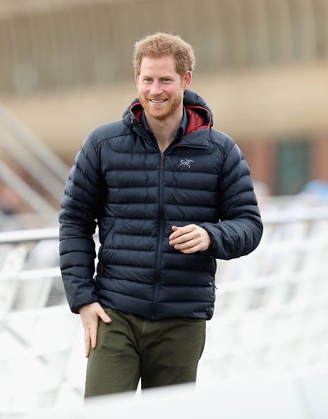笑顔「Prince Harry Visits Newcastle & Gateshead With Heads Together」:写真・画像(6)[壁紙.com]