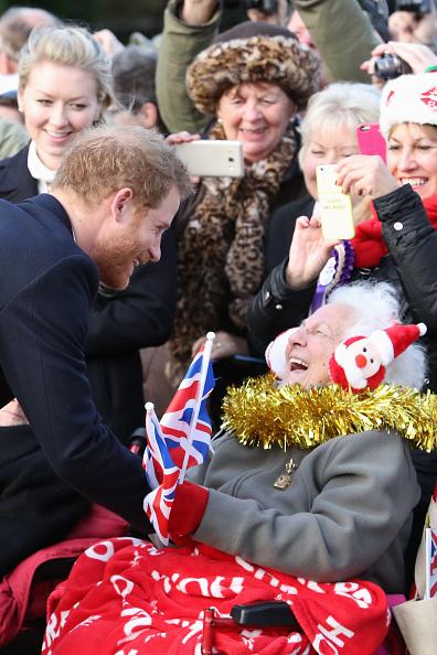Christmas「The Royal Family Attend Church On Christmas Day」:写真・画像(11)[壁紙.com]