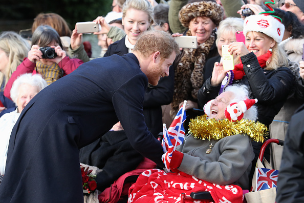 Holiday - Event「The Royal Family Attend Church On Christmas Day」:写真・画像(10)[壁紙.com]