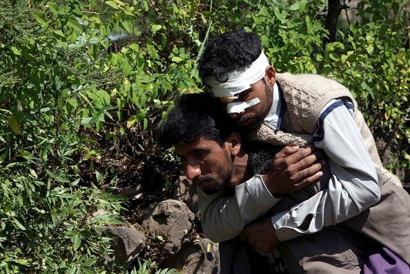 Part of a Series「Indian Kashmir Counts Earthquake Toll」:写真・画像(16)[壁紙.com]
