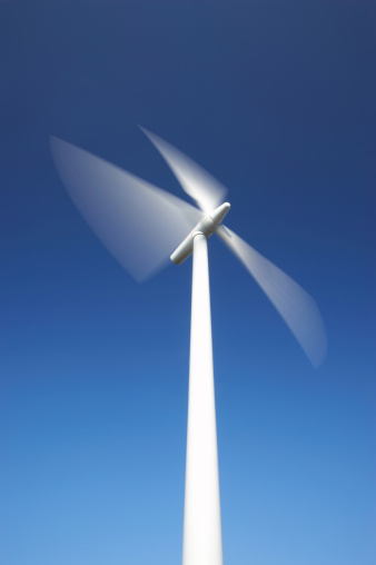 Wind Turbine「moving wind mill」:スマホ壁紙(16)