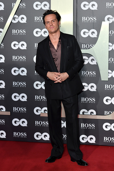 Black Suit「GQ Men Of The Year Awards 2019 - Red Carpet Arrivals」:写真・画像(17)[壁紙.com]