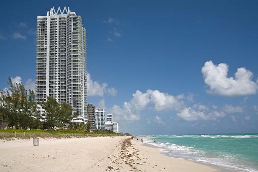 マイアミビーチ「ラグジュアリーコンドミニアム」:スマホ壁紙(12)