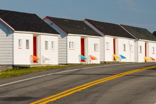 Motel「Rental Cottages」:スマホ壁紙(1)