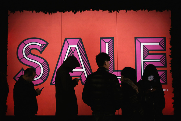 Shopping「Boxing Day Shoppers Hit The Sales」:写真・画像(0)[壁紙.com]