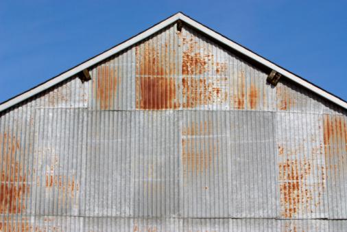 Farm「Rusted iron barn」:スマホ壁紙(6)
