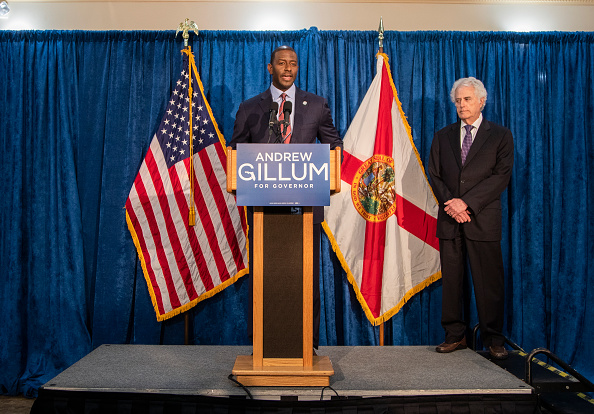 Tallahassee「Contentious Florida Senate And Gubernatorial Midterm Election Results Remain To Be Definitively Settled As Recount Looms」:写真・画像(16)[壁紙.com]