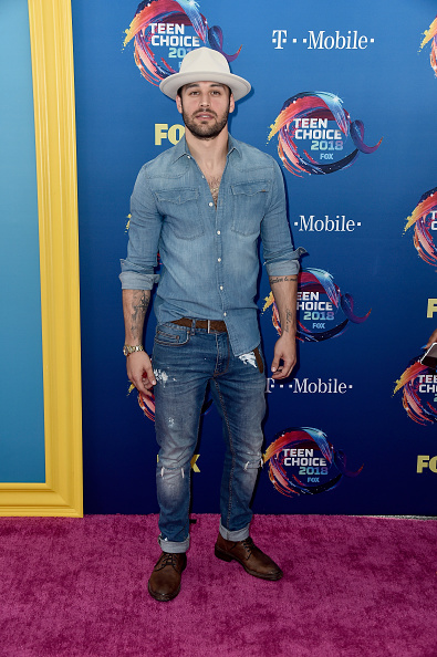 Wristwatch「FOX's Teen Choice Awards 2018 - Arrivals」:写真・画像(9)[壁紙.com]