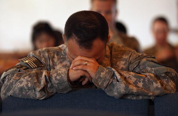 Bagram Air Base「U.S. Soldiers Commemorate 9/11 Anniversary At Bagram Air Field」:写真・画像(18)[壁紙.com]