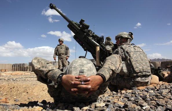John Moore「U.S. Army Conducts Military Operations In Kandahar Province」:写真・画像(15)[壁紙.com]