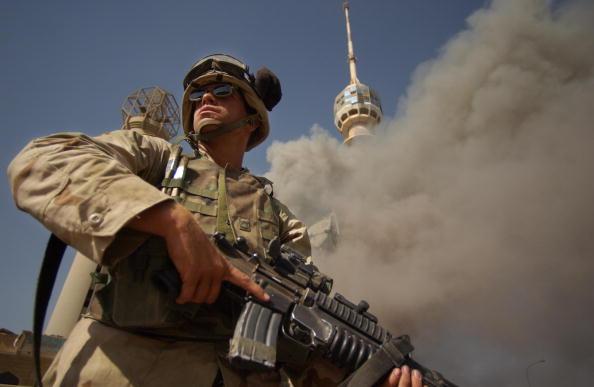 Iraq War 2003-2011「Nation Building Continues In Post-War Iraq」:写真・画像(9)[壁紙.com]