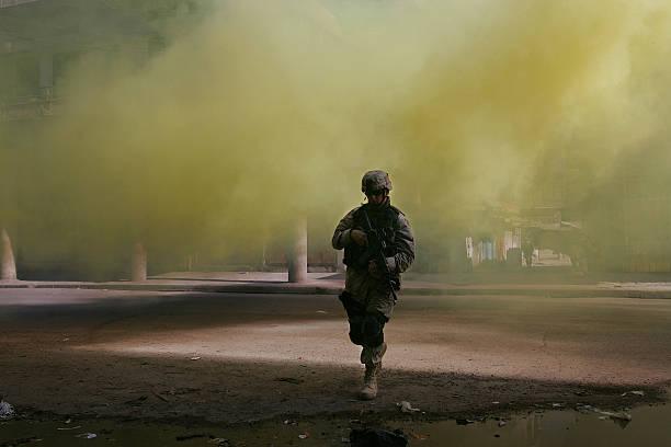US And Iraqi Military Forces Patrol Haifa Street:ニュース(壁紙.com)