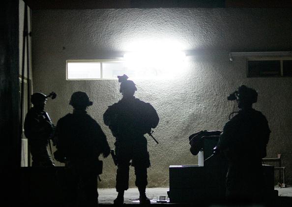 Baghdad「U.S. Army's 82nd Airborne Patrols Baghdad」:写真・画像(11)[壁紙.com]