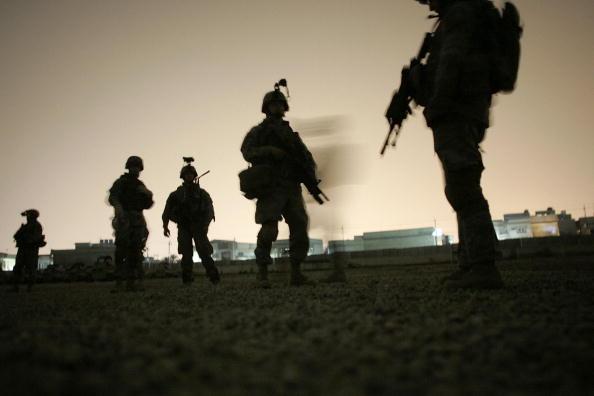 Baghdad「U.S. Army's 82nd Airborne Patrols Baghdad」:写真・画像(12)[壁紙.com]